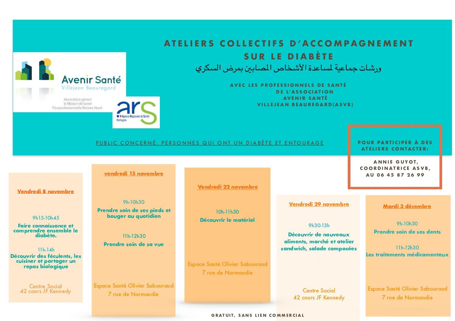 Affiche ETP S2 a imprimer 1 pdf Education Thérapeutique du patient (ETP)