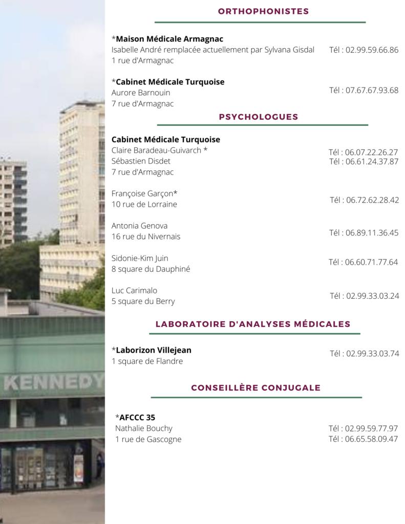 4 791x1024 Les professionnels de santé